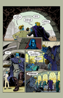 a preview image of a comic book page